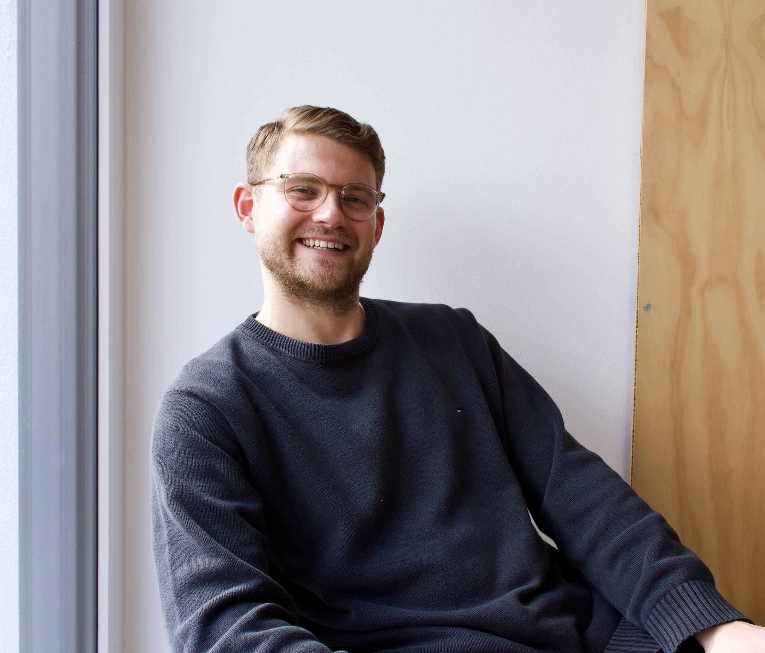 Theologiestudent Philipp