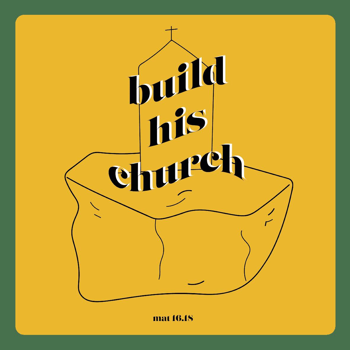 Build His Church Absolventenfeier